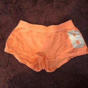 Pink Victoria's Secret shorts